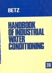 تصویر  BETZ HANDBOOK OF INDUSTRIAL WATER CONDITIONING