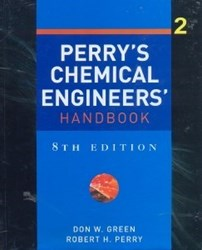 تصویر  PERR'S CHEMICAL ENGINEER'S HANDBOOK - 8TH ED 2