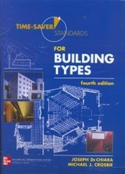 تصویر  TIME - SAVER STANDARDS FOR BUILDING TYPES