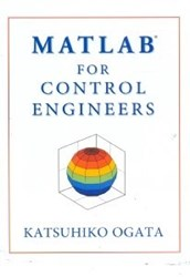 تصویر  MATLAB FOR CONTOL ENGINEERS