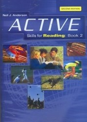 تصویر  active skills for reading:book2
