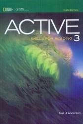 تصویر  active skills for reading:book3
