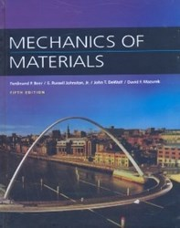 تصویر  MECHANICS OF MATERIALS