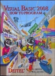 تصویر  VISUAL BASIC 2008 HOW TO PROGRAM