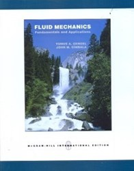 تصویر  fluid mechanics fundamentals and applications  ويراست هشتم