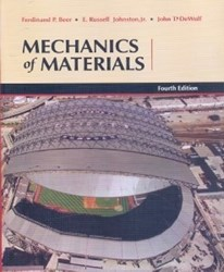 تصویر  MECHANICS OF MATERIALSشوميز