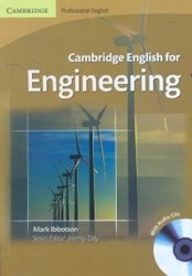 تصویر  CAMBRIDGE ENGLISH FOR ENGINEERING