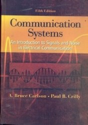 تصویر  COMMUNICATION SYSTEMS:AN INTRODUCTION TO SIGNALS AND NOICE IN ELECTRICAL COMMUNICATION