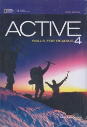 تصویر  active skills for reading:book4