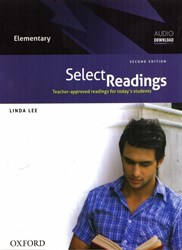 تصویر  ELEMENTARY SELECT READINGS SECOND EDITION