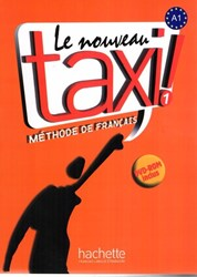 تصویر  TAXI 1 student+dvd+workbook