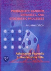 تصویر  PROBABILITY.RANDOM VARIABELS.AND STOCHASTIC PROCESSES.FOURTH EDITION