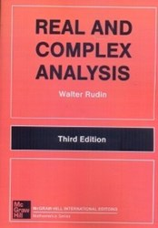 تصویر  REAL AND COMPLEX ANALYSIS