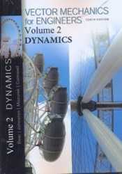 تصویر  vector mechanics for engineers volume2 dynamics