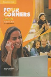 تصویر  FOUR CORNERS: STUDENTS BOOK+WORKBOOK