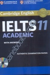 تصویر  CAMBRIDGE IELTS 11 ACADEMIC