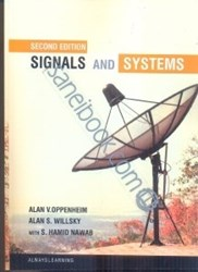 تصویر  SICNALS & SYSTEMS PRENTICE HALL SIGNAL PROCESSING SERIES SECOND EDITION -