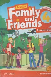 تصویر  family&friend 4 2nd+cd+workbook