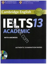 تصویر  cambridge ielts 13 academic
