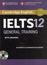 تصویر  CAMBRIDGE IELTS 12 GENERAL TRAINING