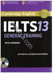 تصویر  cambridge ielts 13 general