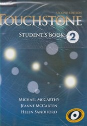 تصویر  touchstone(2)stu+cd+workbook