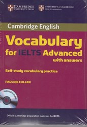 تصویر  cambridge vocabulary for ielts advanced