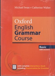 تصویر  oxford eng grammar course basic+cd