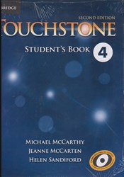 تصویر  touchstone(4)stu+cd+workbook+cd