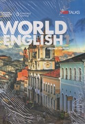 تصویر  world english 1 st 3 ed+cd+workbook