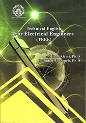 تصویر  TECHNICAL ENGLISH FOR ELECTRICAL ENGINEERS ( TEEE )
