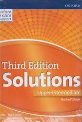 تصویر  solutions (upper-intermediate) st (3rd) +cd + workbook