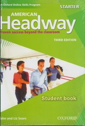 تصویر  american headway (starter)+ work book