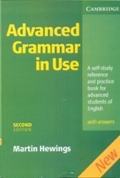 تصویر  Advanced grammar in uac :aself - study reference and practice book for advanced students of English with answers