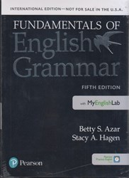 تصویر  FUNDAMENTALS OF ENGLISH GRAMMAR Second Edition