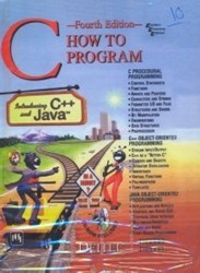 تصویر  C HOW TO PROGRAM Fourth Edition