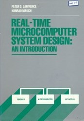 تصویر  REAL - TIME MICROCOMPUTER SYSTEM DESIGN:AN INTRODUCTION