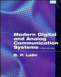 تصویر  MOdern DigitL AND ANALOG COMMUNICATION SYSTEMS THIRD EDITION