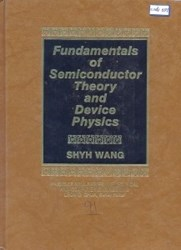 تصویر  Fundamentals of semiconductor theory and device physics SHYH WANG