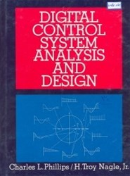 تصویر  DIGITAL CONTROL SYSTEM ANALYSIS AND DESIGN