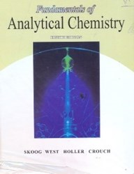 تصویر  Fundamentals of Analytical chemistry EIGHTH EDITION