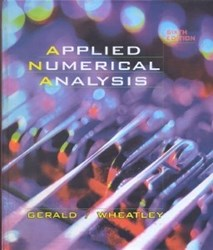 تصویر  Applied numerical analysis