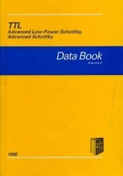 تصویر  TTL Advanced Low - Power Schottky, Advanced Schottky Data Book Volume 2
