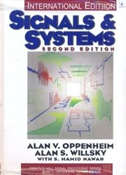 تصویر  SICNALS & SYSTEMS PRENTICE HALL SIGNAL PROCESSING SERIES SECOND EDITION