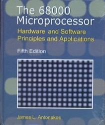 تصویر  The 68000 Microprocessor Hardware and software