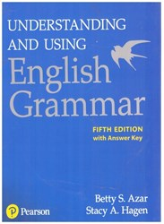 تصویر  UNDERSTANDING AND USING ENGLISH GRAMMAR