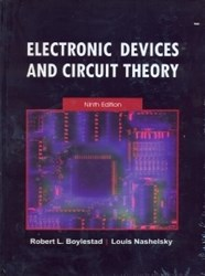 تصویر  ELECTRONIC DEVICES AND CIRCUIT THEORY