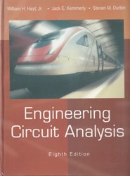 تصویر  ENGINEERING CIRCUIT ANALYSIS